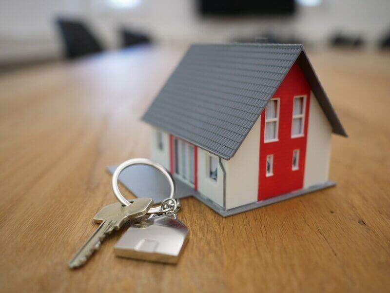 Дом и ключ